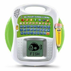 LeapFrog Mr. Pencil's Scribble and Write Learning